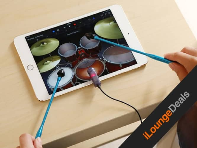 Daily Deal: TOUCHBEAT Smart Drum Kit