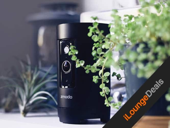 Daily Deal: Zmodo Pivot 1080p Wireless All-in-One Security Camera System