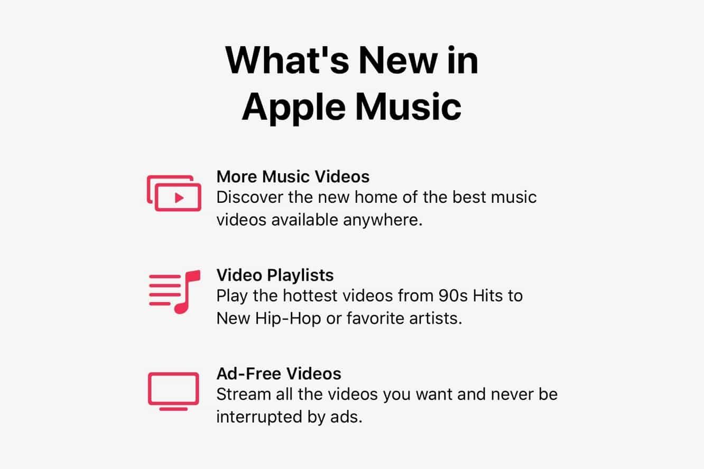 iOS 11.3 beta 3 introduces Apple Music Videos improvements