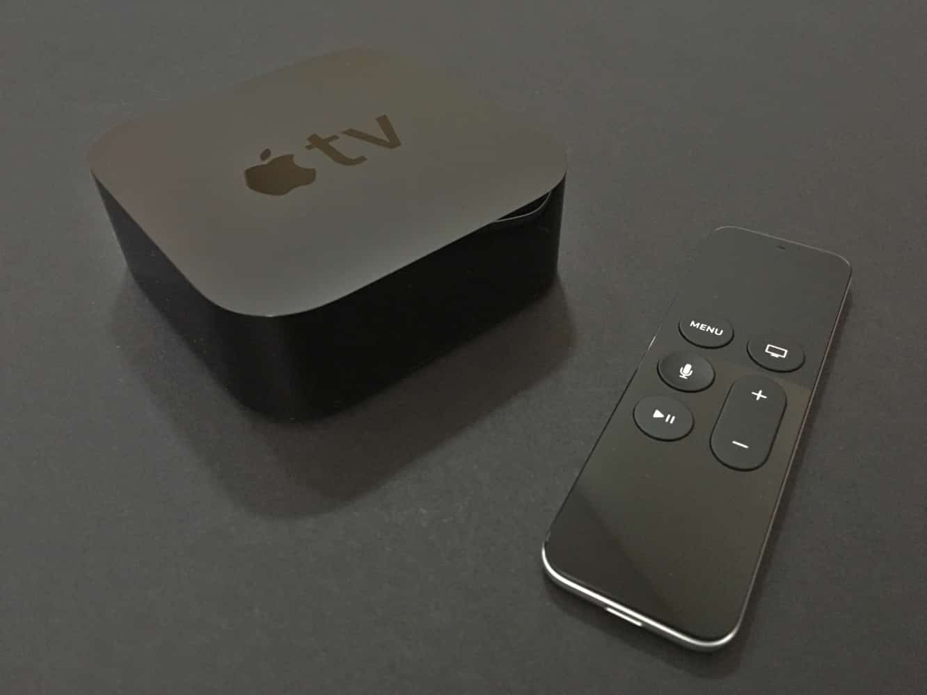 New Apple TV trademark filing may indicate stronger gaming focus