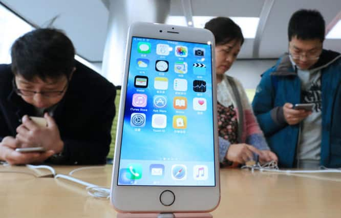 Apple considering placing orders for Chinese-made memory chips