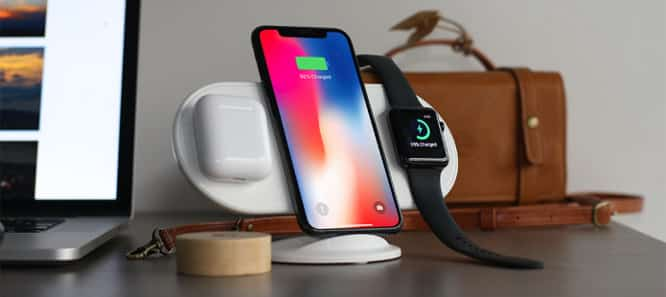 Just-funded Plux wireless charging pad will have room for iPhone, Apple Watch and AirPods