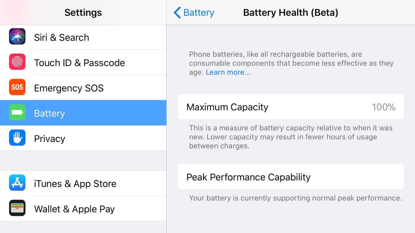Apple seeds iOS 11.3 beta 2 to developers with promised 'Battery Health' feature