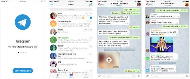 Apple pulled Telegram app over child pornography concerns, returned it with a fix in place