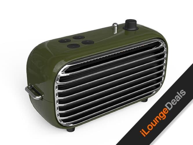 Daily Deal: Lofree Poison: Nostalgic Powerful Wireless Speaker