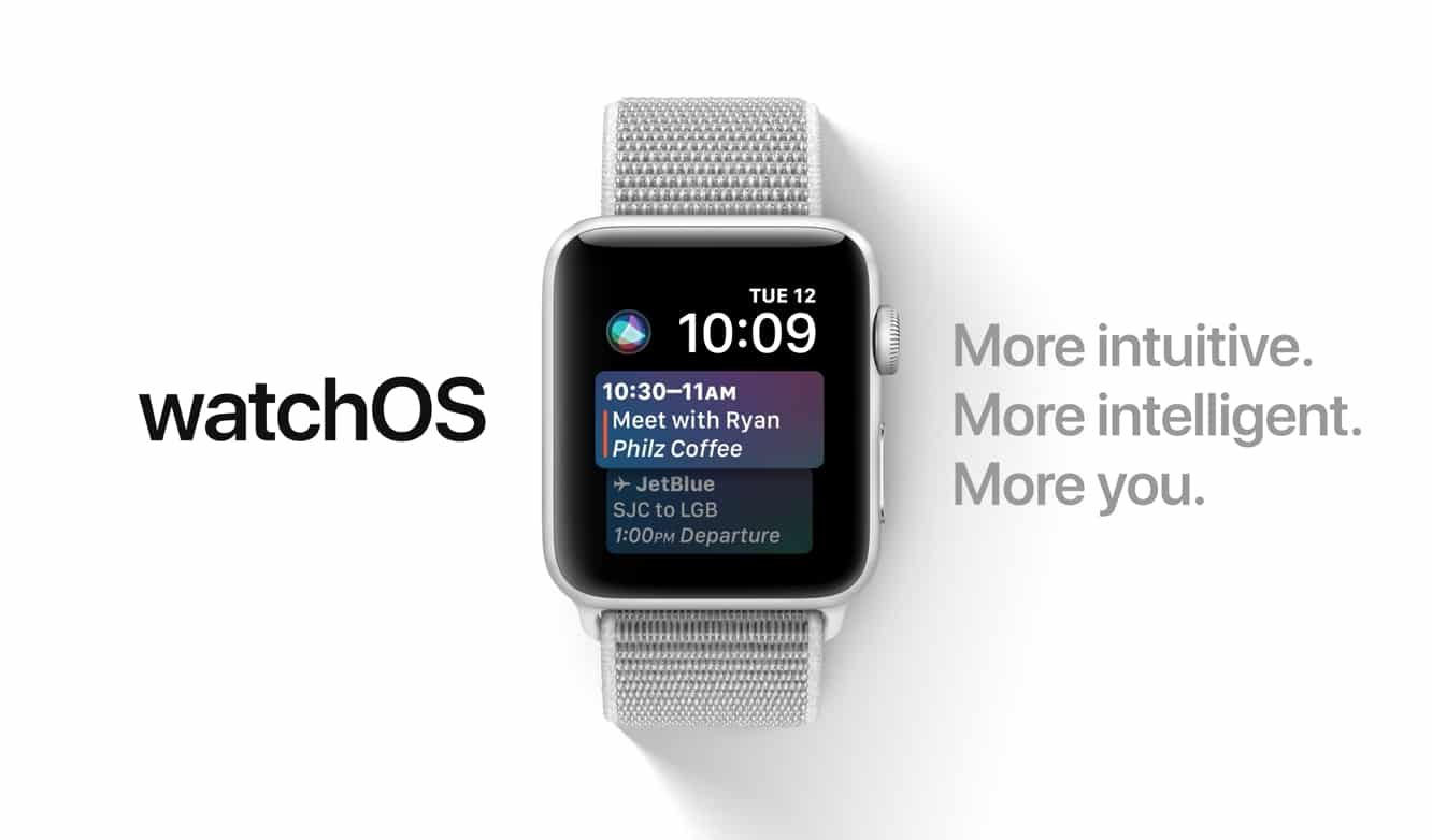 Apple releases watchOS 4.3 with iPhone Music Controls