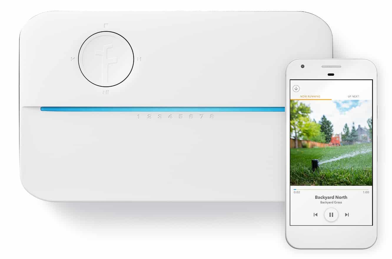 Rachio releases Smart Sprinkler Controller and Wireless Flow Meter