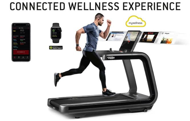 Technogym, Life Fitness add support for Apple's GymKit to more gym equipment
