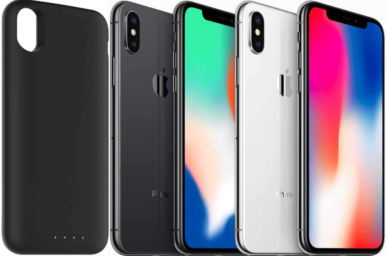 Mophie filing hints at first Qi-certified wireless charging battery case for iPhone X