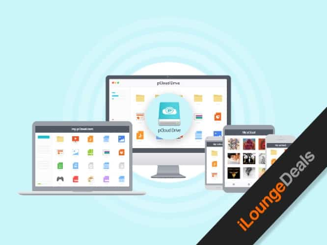 Daily Deal: pCloud Premium Cloud Storage, One-Year Subscription