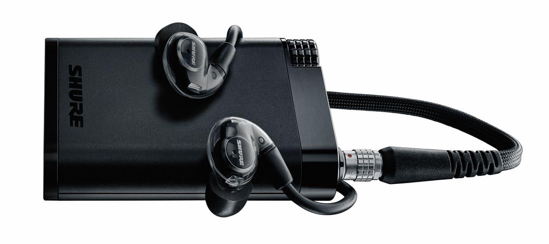 Shure unveils KSE1200 Electrostatic Earphone System