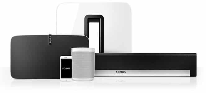 Sonos announces AirPlay 2 compatible speaker lineup