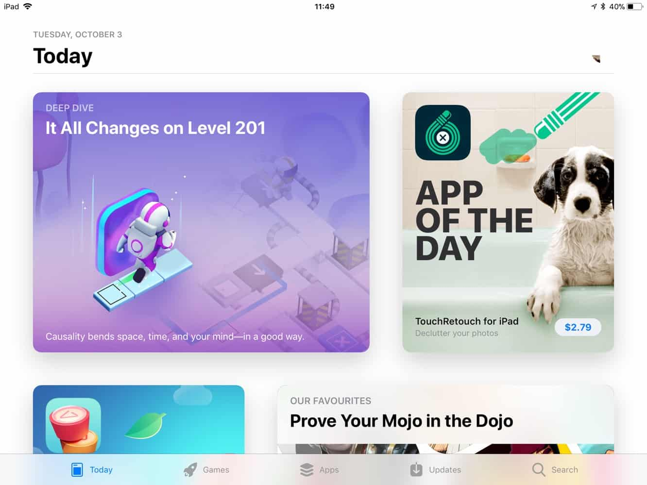 Apple's new App Store design can boost featured apps by up to 800 percent