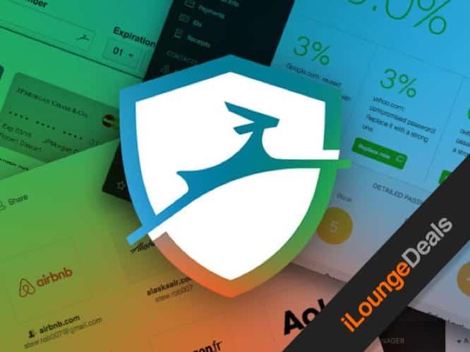 Daily Deal: Dashlane Password Manager, Premium Subscriptions