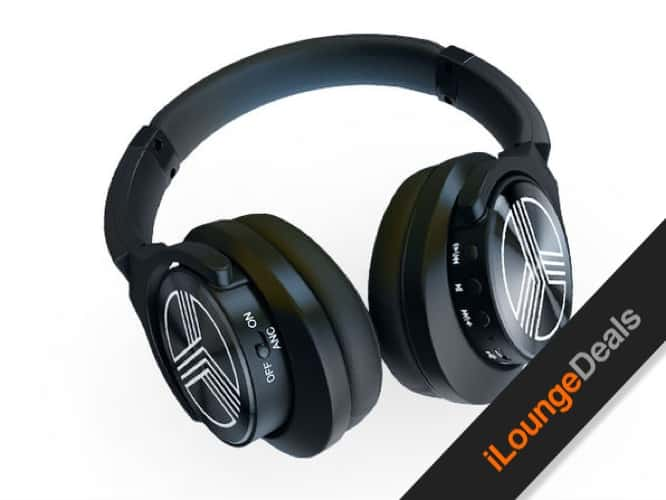 Daily Deal: TREBLAB Z2 Wireless Noise-Cancelling Headphones
