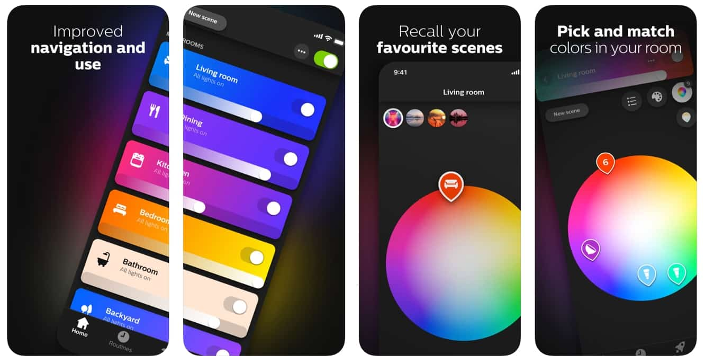 Philips releases major update to Hue app