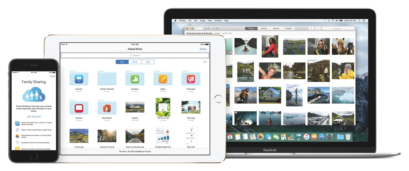 Apple now offering free one-month trial of iCloud storage