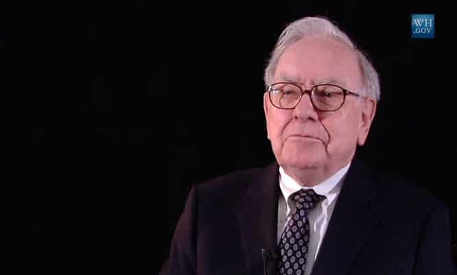 Berkshire Hathaway moves into second place among Apple shareholders