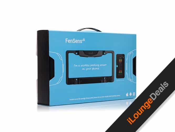 Daily Deal: FenSens Smart License Plate Frame