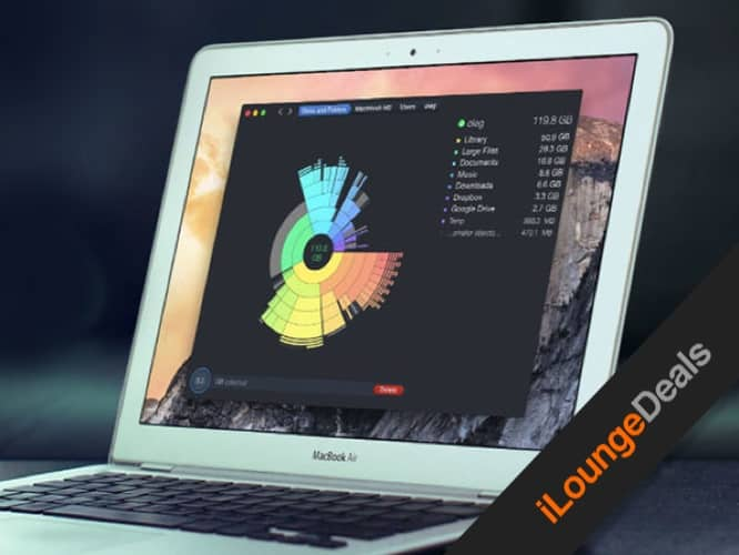 Daily Deal: DaisyDisk for Mac