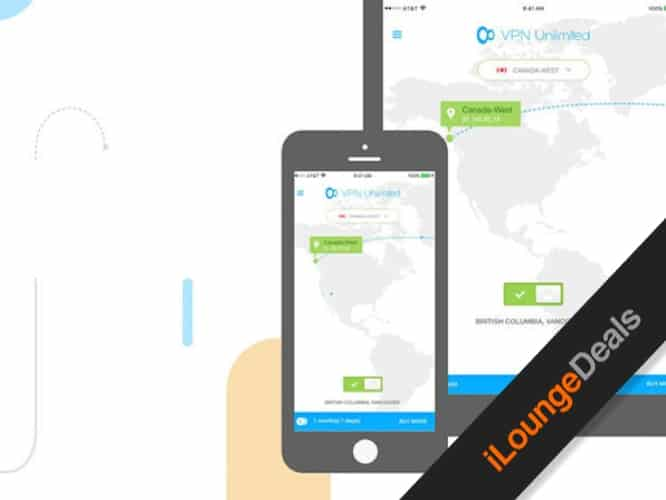 Daily Deal: VPN Unlimited Lifetime Subscription