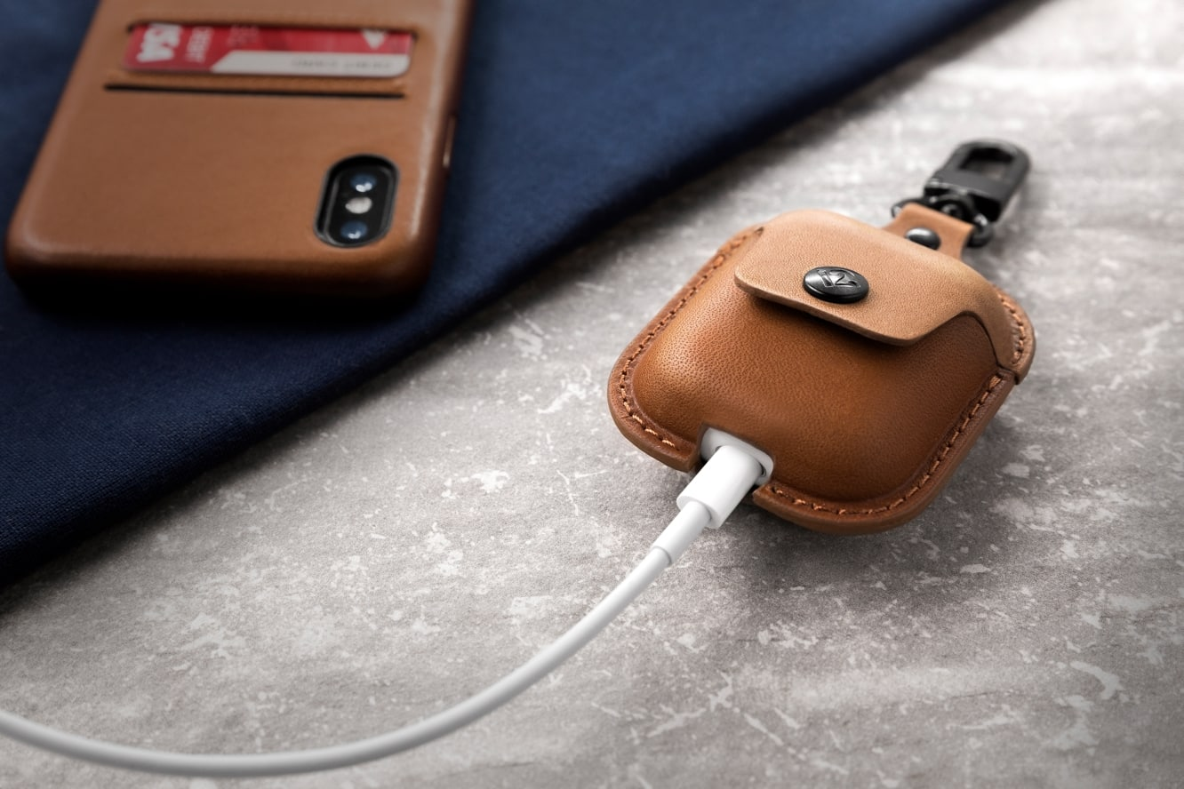 Twelve South announces AirSnap case for AirPods