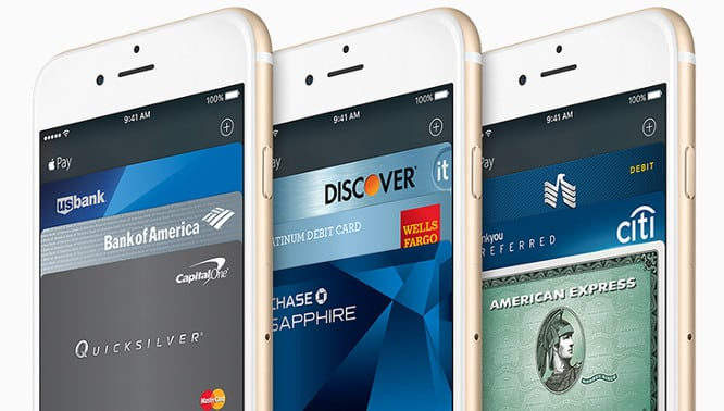Report: Apple Pay to dominate contactless payments by 2020
