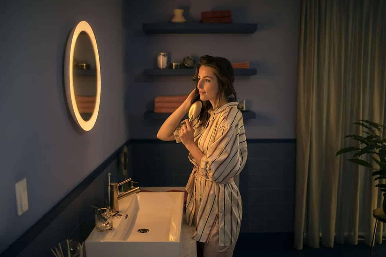 Hue announces connected bathroom mirror lighting