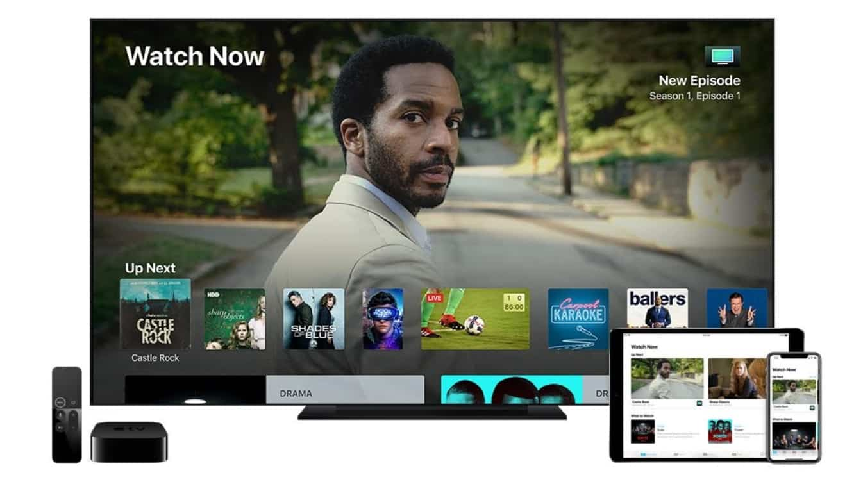 Apple offering exclusive premiere episode of 'Castle Rock' via TV app