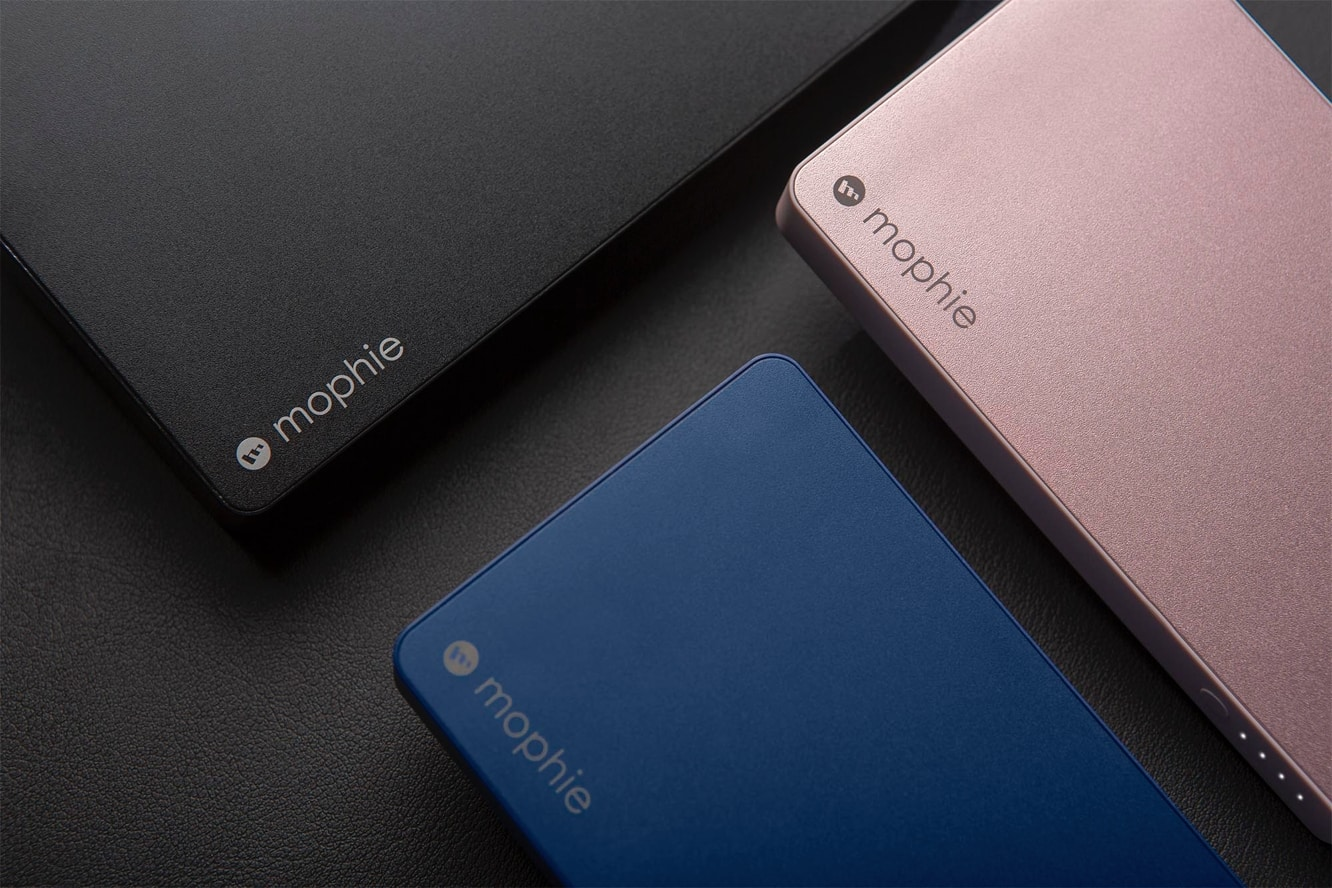 Mophie releases new lineup of Powerstations with Lightning inputs