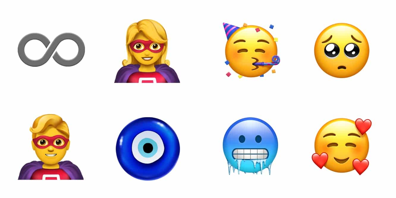 Apple shows off new emoji coming in iOS 12