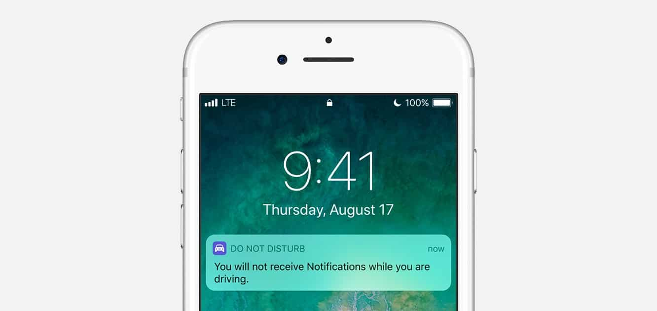 Apple faces patent lawsuit over 'Do Not Disturb While Driving' feature