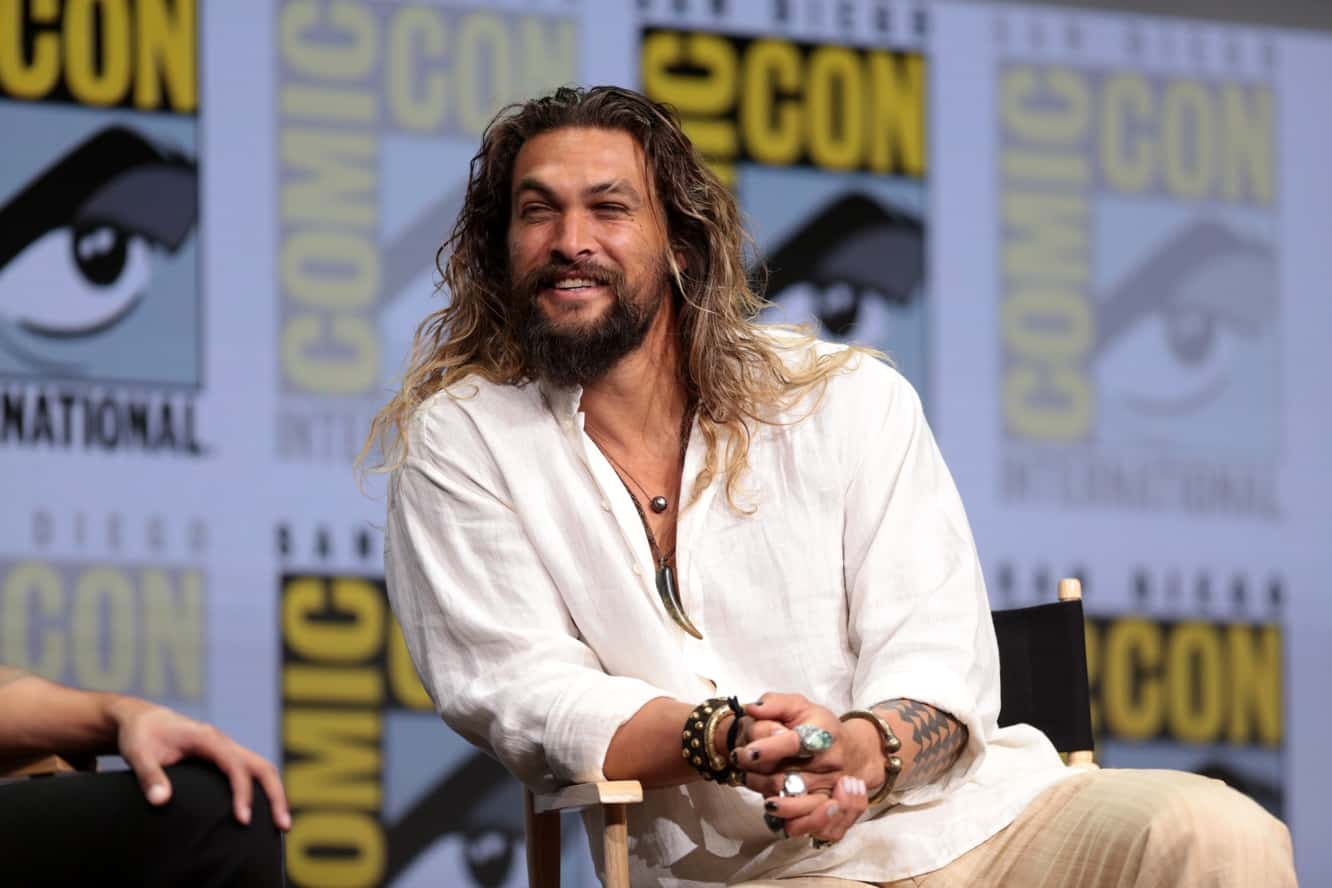 Jason Momoa to star in upcoming Apple sci-fi series