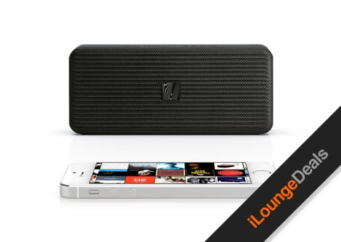 Daily Deal: Soundfreaq Pocket Kick Bluetooth Speaker