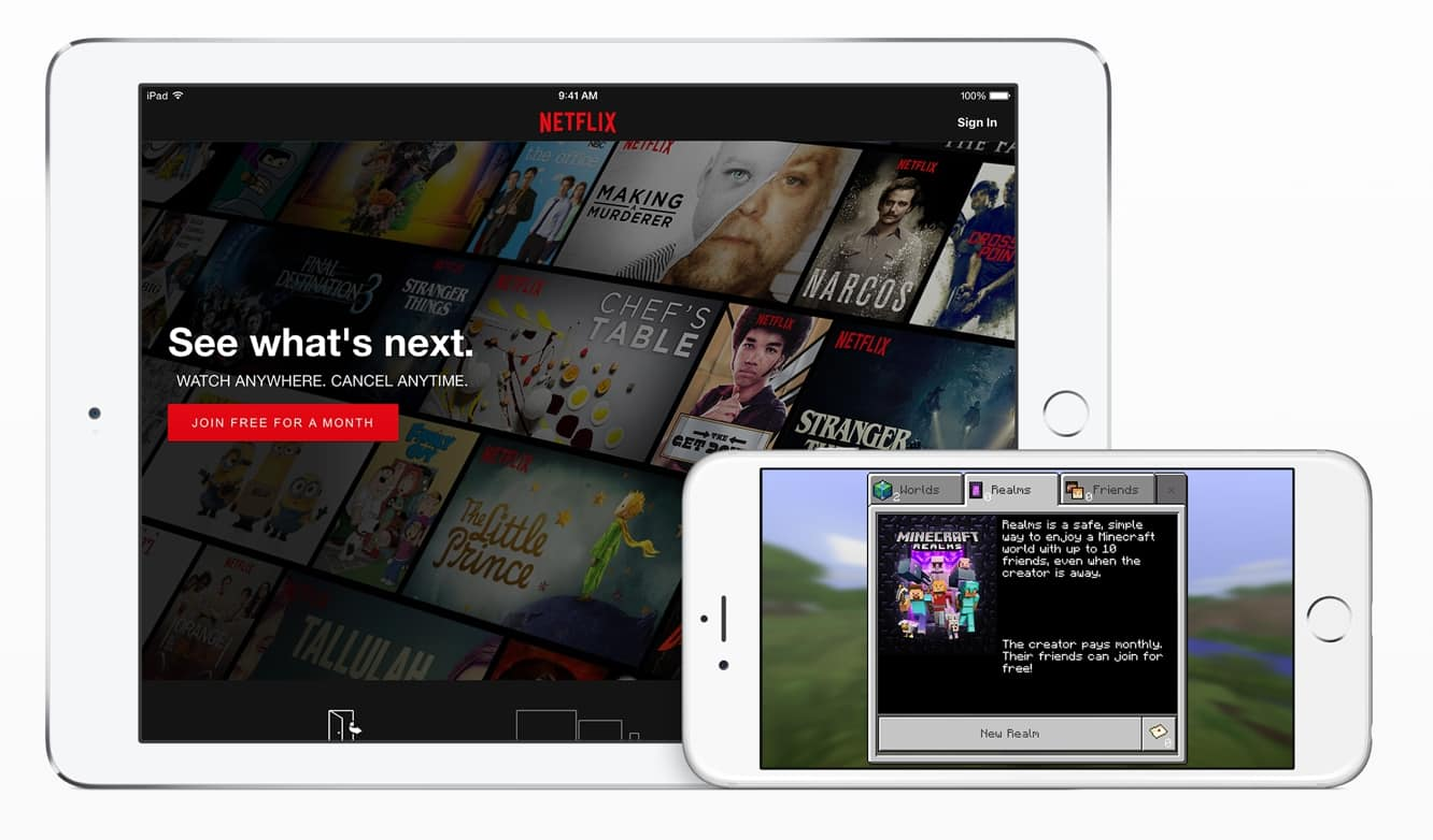 Netflix testing removal of in-app subscription purchases
