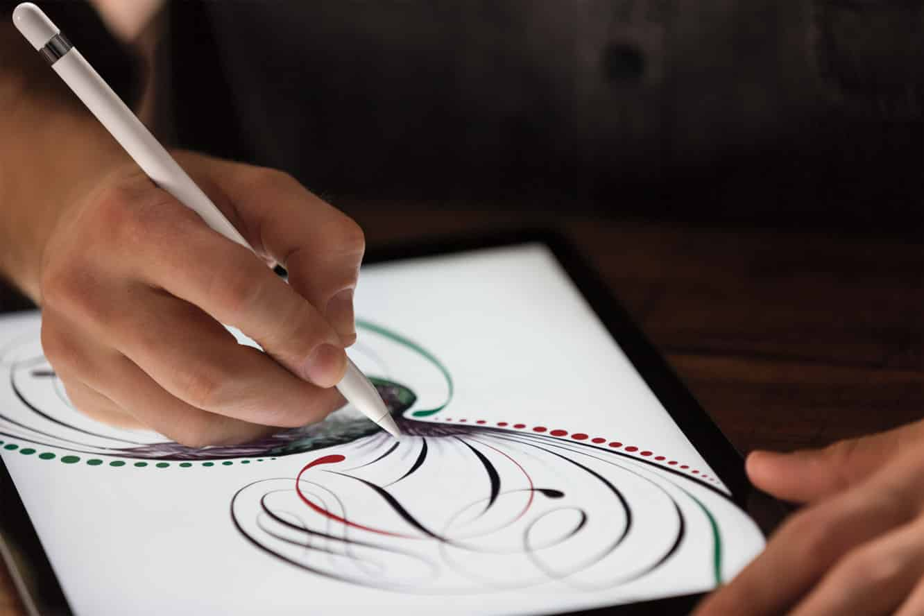 Report: 2018 OLED iPhones to support Apple Pencil