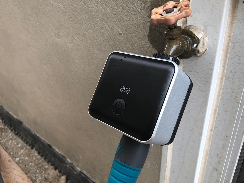 Review: Eve Aqua Smart Water Controller