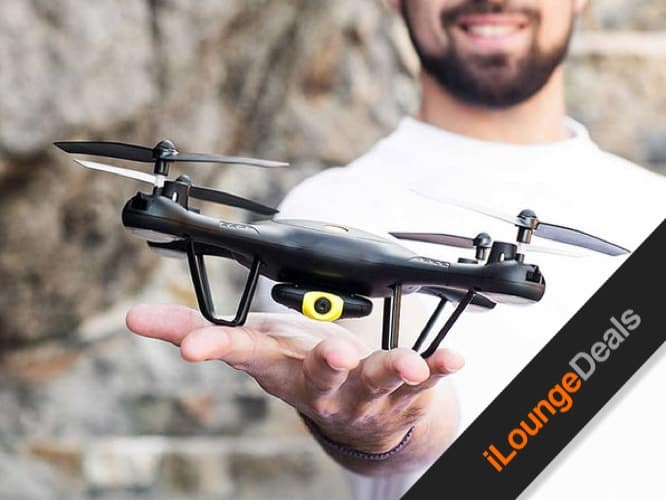 Daily Deal: TRNDlabs Spectre Drone (Price Drop)