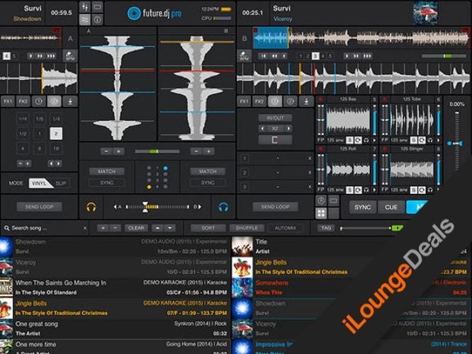 Daily Deal: Future.dj Pro Music Mixer