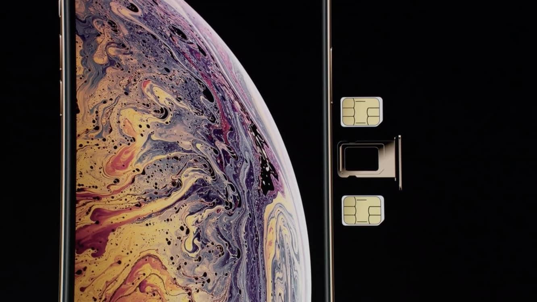 Dual SIM functionality appears in iOS 12.1 beta