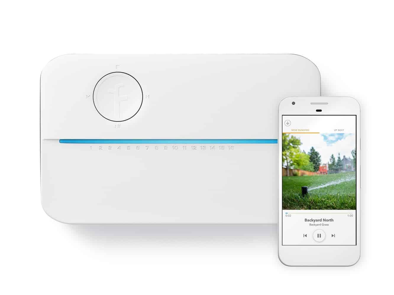 Rachio 3 Smart Sprinkler Controller gains HomeKit support