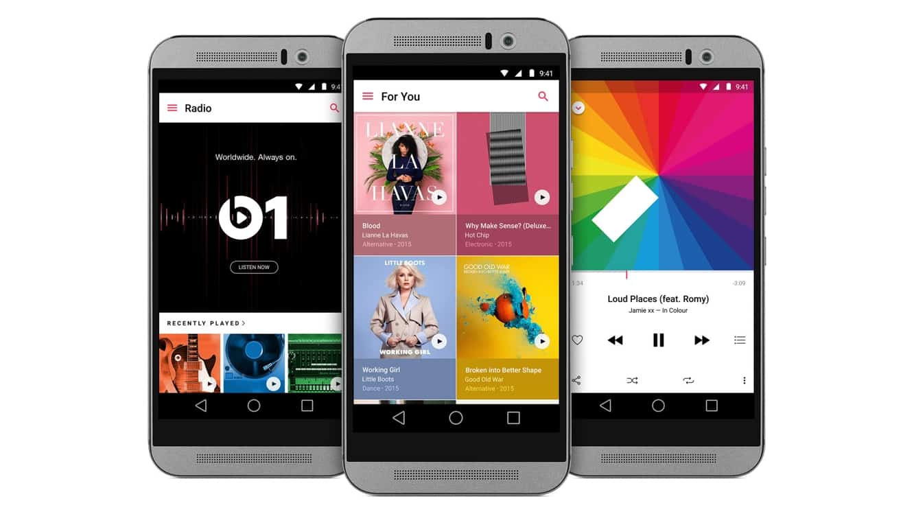 Apple releases Apple Music for Android 2.0 with Android Auto support
