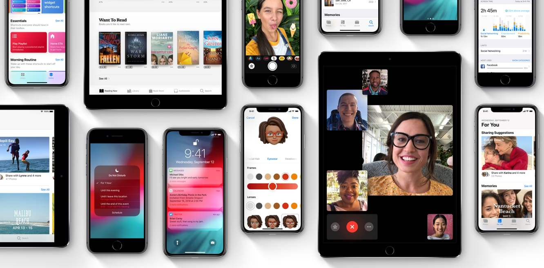 Apple releases iOS 12