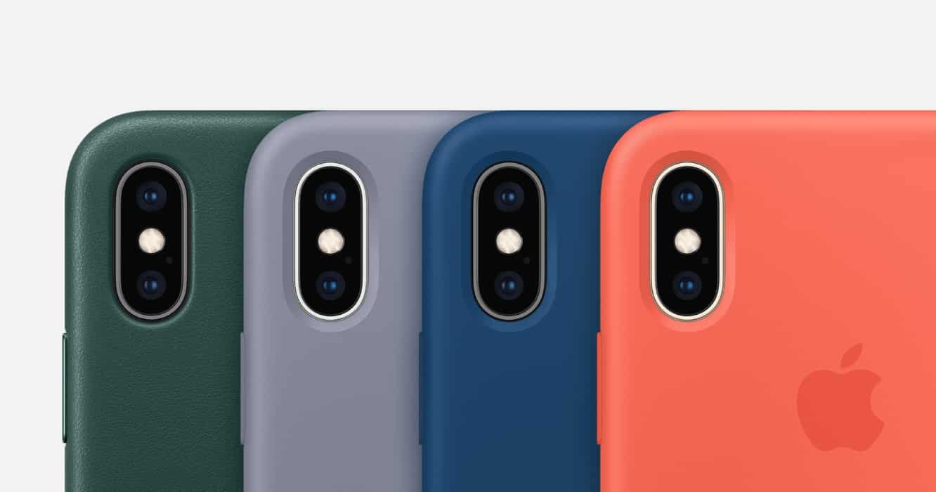 Apple releases new first-party iPhone cases, Apple Watch bands