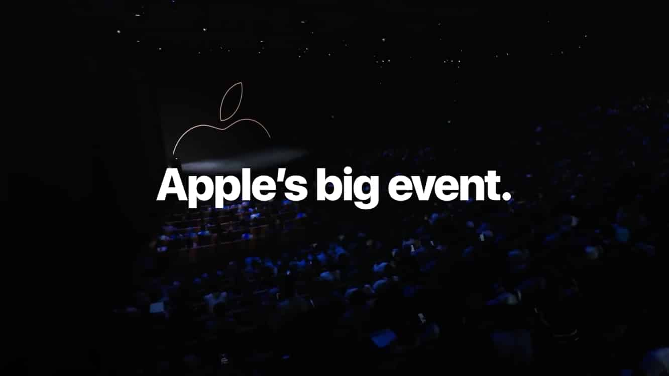 Apple publishes 108-second recap video of yesterday's highlights