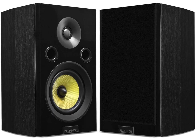 Review: Fluance Signature Series HiFi Two-Way Bookshelf Surround Sound Speakers