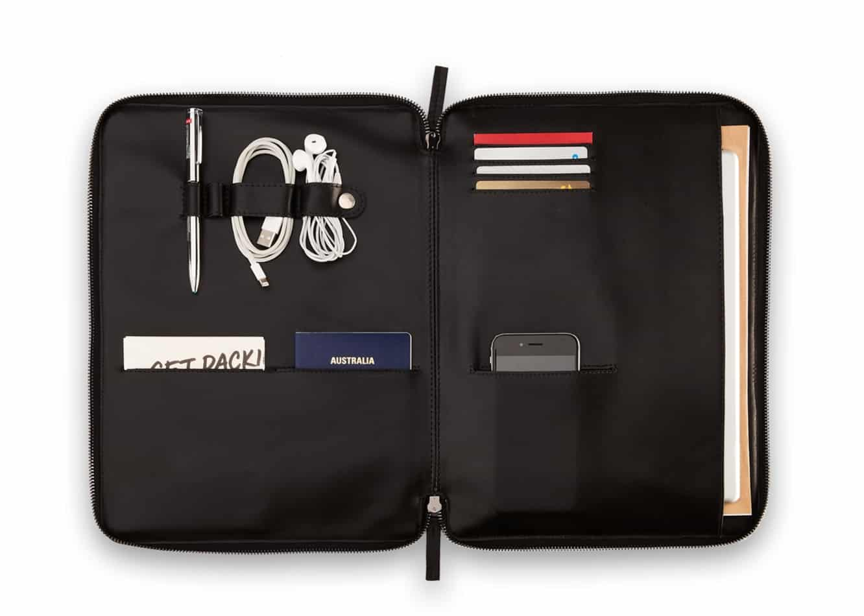 Toffee Folio Organiser for iPad