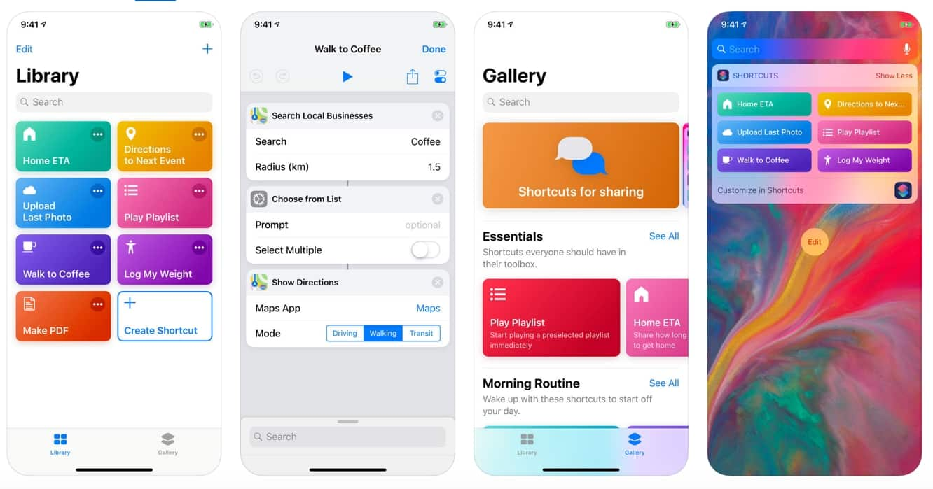 Apple updates Shortcuts with support for weather, alarms and timers, and unit conversions