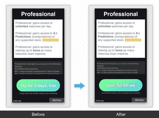 Apple cracking down on misleading in-app free trial subscriptions