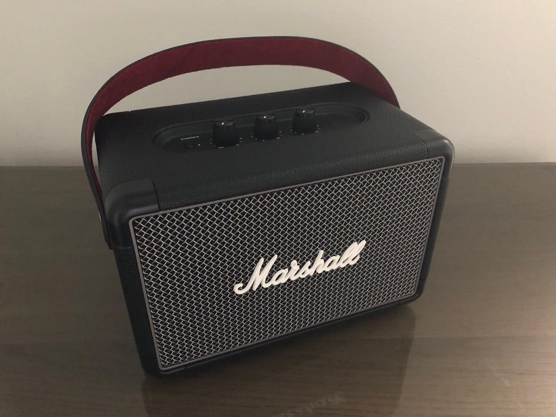 Review: Marshall Kilburn II Portable Bluetooth Speaker